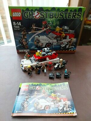 Lego Ghostbusters Ecto-1 & 2 (75828). Complete Including Box And Instructions. • 40£