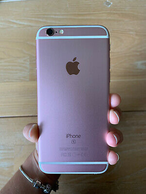 AU120 • Buy Apple IPhone 6s - 16GB - Rose Gold (Unlocked)