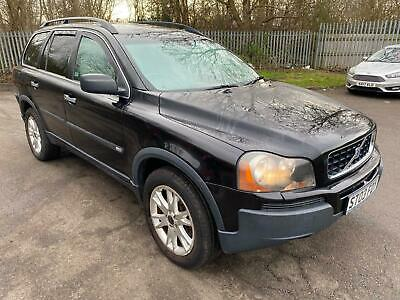 2003 Volvo XC90 2.4 D5 SE 5dr Geartronic ESTATE Diesel Automatic • 1,695£