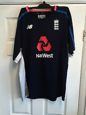 England Cricket Shirt 2017 XXL • 15£