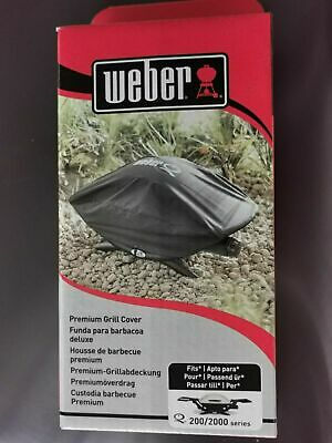 $ CDN40.95 • Buy Weber Premium Grill Cover 7118 200/2000 Series Brand New In Box