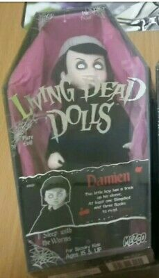 £72.70 • Buy Living Dead Dolls 13th Anniversary Damien Series 1 Remake NEW SEALED