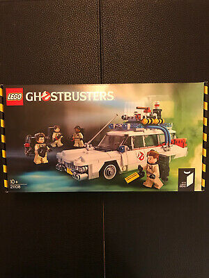 LEGO 21108 Ghostbusters ECTO-1 LEGO IDEAS RARE AND RETIRED • 75£