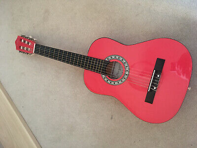 Half Size Children's Classical Guitar 34inch With Case • 20£