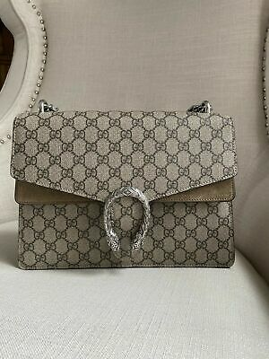 AU1500 • Buy Authentic Gucci Dionysus Medium Gg Shoulder Bag Rrp $3325