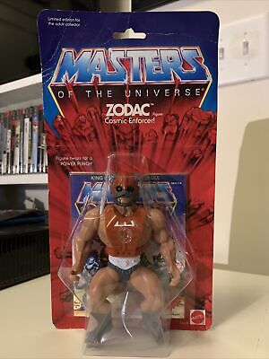$34.99 • Buy MOTU, Masters Of The Universe Commemorative Series Zodac New Sealed MOC