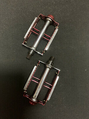 AU270.56 • Buy KKT Bmx Rat Trap Pedals 1/2 Opc Original Kuwahara Apollo Pedals