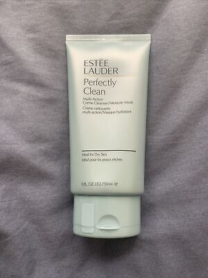 £20 • Buy Estee Lauder Perfectly Clean Multi-Action Creme Cleanser Moisture Mask 150ml