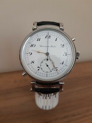 $ CDN5049.20 • Buy MEN'S WRISTWATCH With VINTAGE MOVEMENT By LE PHARE CHRONOGRAPH REPEATER