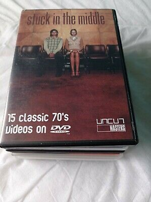 Stuck In The Middle 15 Classic 70s Videos  Dvd Region • 0.98£
