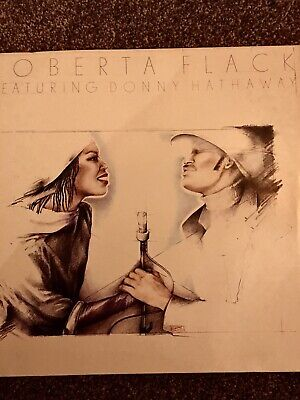 2 Vinyls Roberta Flack Featuring Donny Hathaway + Randy Crawford The Love Songs • 11.99£
