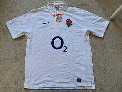 England Rugby Shirt Brand New BNWT Size Large • 19.95£