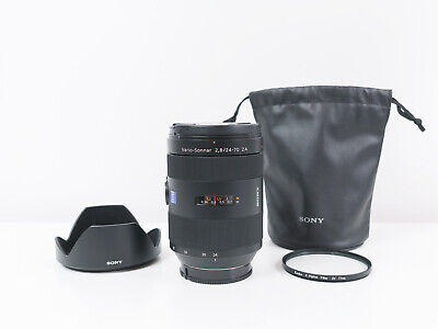 AU1220 • Buy Sony 24-70mm F2.8 ZA Vario Sonnar A Mount Lens ~Excellent Condition