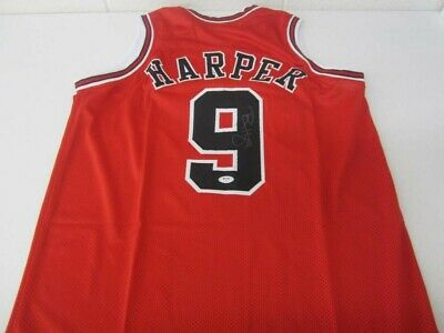 AU90 • Buy Ron Harper Autographed Signed Jersey Chicago Bulls With PSA Authentication
