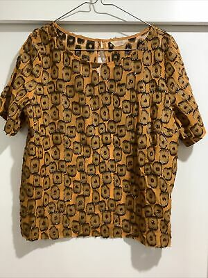 AU39 • Buy Gorman Sequin Top Size 12