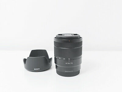 AU775 • Buy Sony E 16-70mm F4 ZA OSS Lens For Sony APS-C Cameras ~Excellent ~$725 With Code