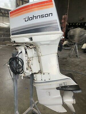 AU2850 • Buy 70 Hp JOHNSON /Evinrude Outboard Motor (Freight Australia Wide)