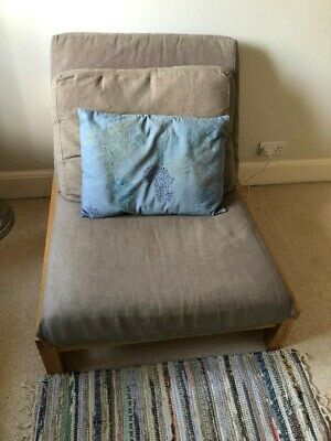 £210 • Buy Futon Company Birch Linear-Single Sofa Bed- Used GREAT Condition
