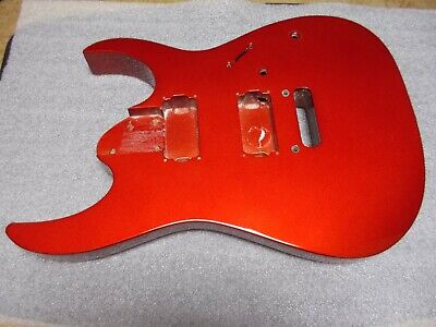 2006 Ibanez RG Series  - RH Electric Guitar Body - Candy Apple Red • 70.81£
