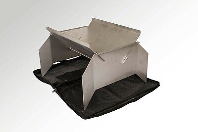 £69.95 • Buy Pack-a-Pit. Portable Fire Pit. Camping, Campervan, Motorhome.