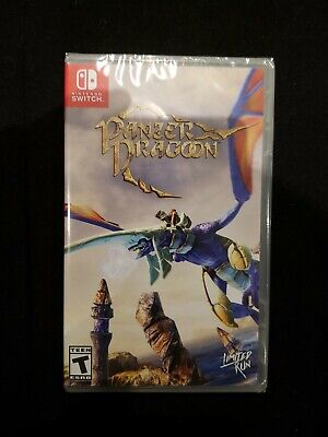 $ CDN58.46 • Buy Panzer Dragoon Switch - Limited Run Games - New And Sealed