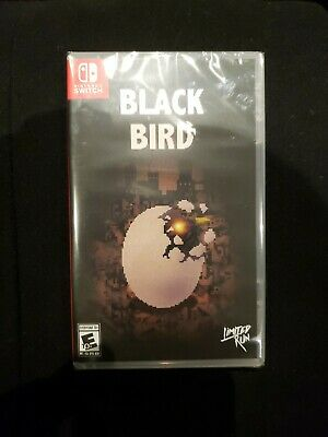 $ CDN42.69 • Buy Black Bird Switch - Limited Run Games - New And Sealed