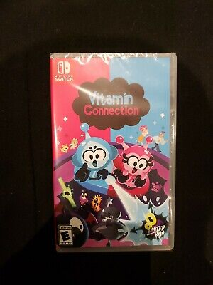 $ CDN31.28 • Buy Vitamin Connection Switch - Limited Run Games - New And Sealed