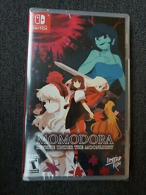 $ CDN40.74 • Buy Momodora Switch - Limited Run Games - New And Sealed