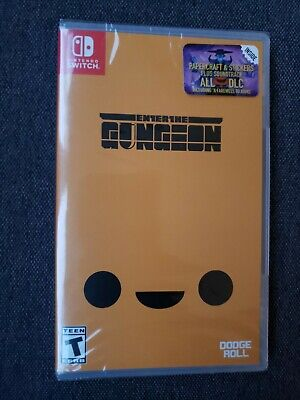 $ CDN46.06 • Buy Enter The Gungeon Switch - Special Reserve Games - New And Sealed