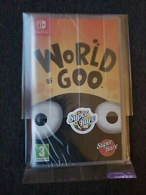 $ CDN5.67 • Buy World Of Goo Switch - Super Rare Games - New And Sealed