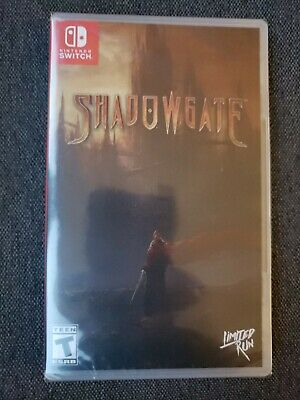 $ CDN53.14 • Buy Shadowgate Switch - Limited Run Games - New And Sealed