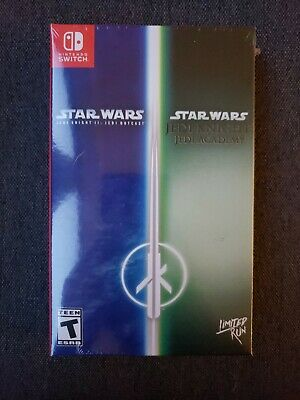 $ CDN127.55 • Buy Star Wars Jedi Collection Switch - Limited Run Games - New And Sealed