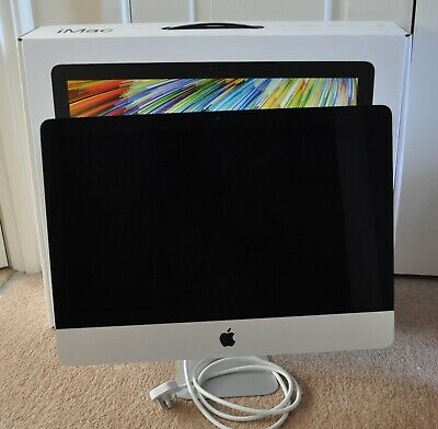 Apple IMac 21.5-inch Late 2013 - 2.9GHz Quad Core I5, 8GB, 1TB HDD Nvidia GT750M • 450£