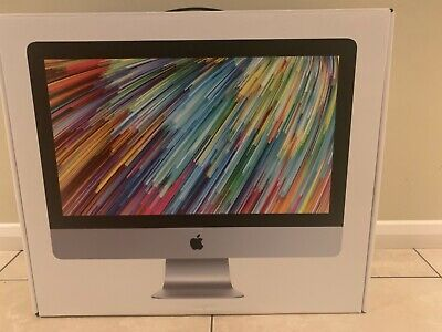 Apple IMac 21.5  Empty Box - Polystyrene Inserts Included • 30£