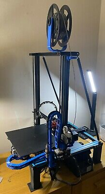Creality 3D CR-10 3D Printer With Loads Of Extras • 300£