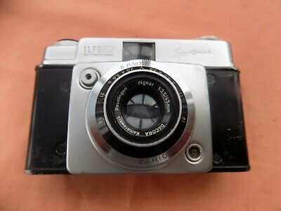 Vintage Ilford Sportsman Camera Made In Western Germany • 3.99£