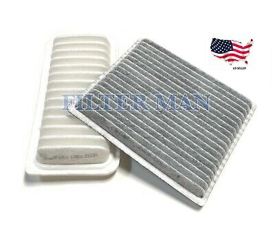 $14.98 • Buy Engine & Carbon Cabin Air Filter For 04-06 Scion XB XA 00-05 Echo OEM Quality