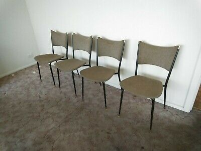 AU10 • Buy Vintage / Retro Dining Table And Four Chairs