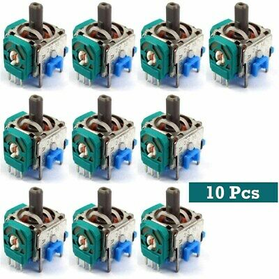 AU16.95 • Buy 12PCS Analog Stick Joystick Replacement For XBox One PS4 Dualshock 4 Controller