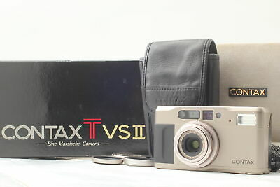 $ CDN759.59 • Buy *Top MINT In Box* Contax TVS II Point & Shoot 35mm Film Camera From JAPAN