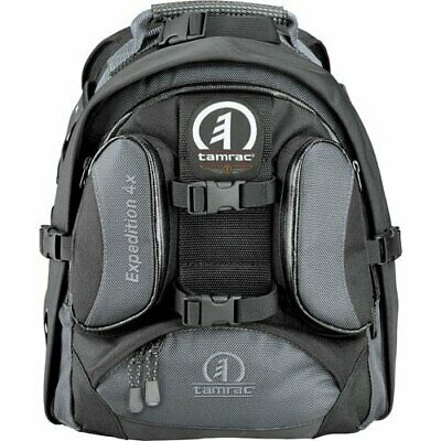 £69.99 • Buy Tamrac 5584 Expedition 4x Backpack - Black