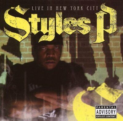 £39.99 • Buy STYLES P - Live In New York City - 2 CD - **Mint Condition**