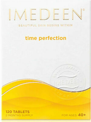 Imedeen Time Perfection 120 Tablets 2 Months Supply New Boxed Sealed • 34.99£