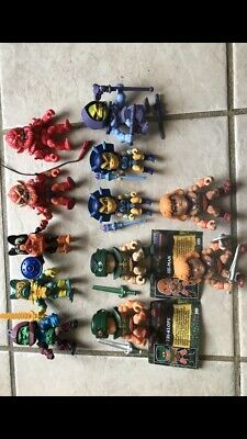 $74.99 • Buy Loyal Subjects Masters Of The Universe Lot Of 12 Loose Figures, Inc Red Beastman