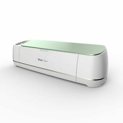 $400 • Buy Cricut Maker Ultimate Smart Mint Cutting Machine With 2 Mats And 4 Blades