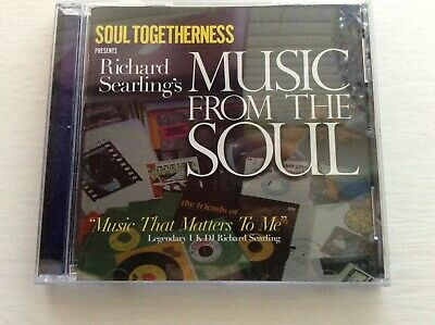 Various Artists - Soul Togetherness MUSIC FROM THE SOUL - Various Artists CD  • 9.99£