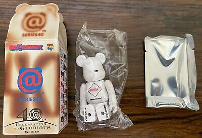 $99.99 • Buy BEARBRICK SERIES 40 100% COCA COLA SECRET 1/192 Rare Free US Ship