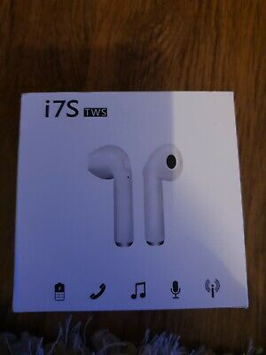 TWS Apple / Android Bluetooth Earphones Ear Pods Buds UK  Free Rapid Delivery • 4.99£