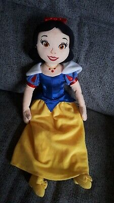 Disney Princess - Snow White Soft Plush Toy / Doll ~ Easter Present Idea! • 2.99£