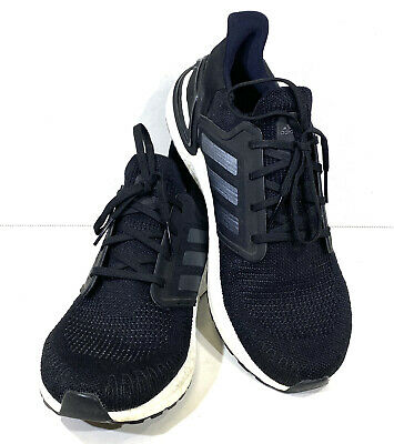 AU101.02 • Buy Adidas Ultra Boost 20 Women's Size 11 Core Black/Night Met Athletic Shoes X7-50*